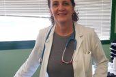 Rosita Melara direttrice dell'UO di Pneumologia di Mirandola