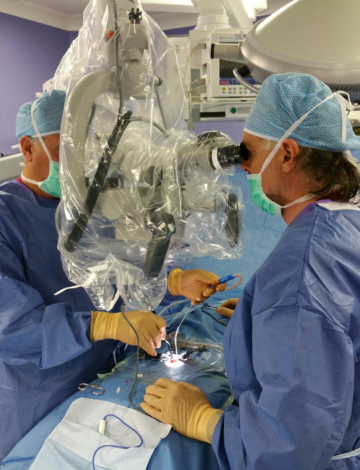 laser chirurgia