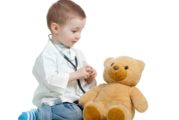 Un carico di donazioni per la Pediatria