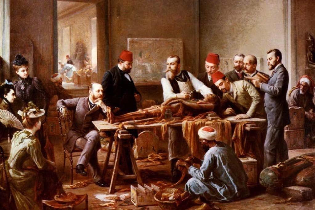 Storia e Paleopatologia del Cancro 1 - Articolo