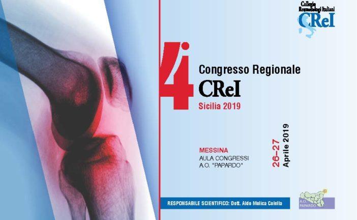 4° Congresso Regionale Crei Sicilia 2019