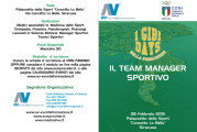 GIBI Days – Il Team Manager Sportivo