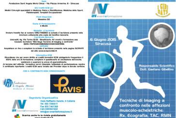 Gibi Days – Tecniche di Imaging a confronto nelle affezioni muscolo – scheletriche: RX, Ecografia, TAC, RMN