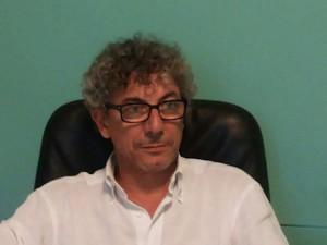 Il dott. Giuseppe Cultrera, presidente dell'associazione ATC