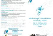 Musicoterapia e Psicodramma con Joseph J. Moreno