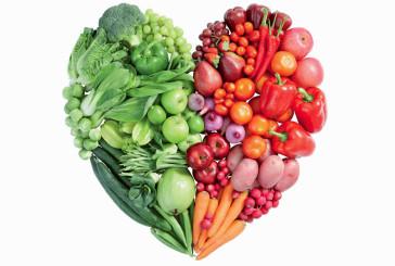 Consumo: frutta e verdura da giovani decisivo per salute futura