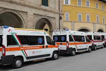 Nuove ambulanze ad Altamura, Gravina, Santeramo, Putignano, Alberobello