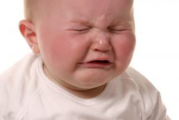 Effetti benefici se il bambino piange un po' prima della nanna
