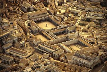 """L'impero romano """"piegato"""" dall'artrosi"""