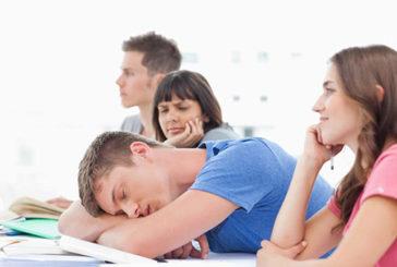 Scarso riposo tra cause disturbi apprendimento, iperattività e bullismo