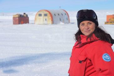 E' di un' italiana il record 'del freddo' in Antartide