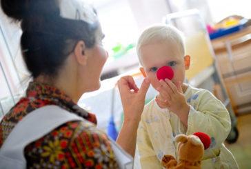 Meno ansia nei Pronto Soccorso pediatrici con i clown dottori