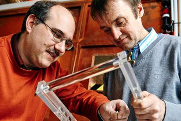 Premio Europeo Inventori 2016 vinto con l'Occhio magnetico'