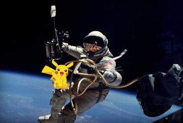 """Liberi dalla """"febbre"""" di Pokemon Go? Solo sulla Stazione Spaziale Internazionale"""