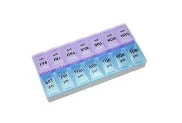 Allarme porta-pillole, rischio di sovradosaggio dei farmaci