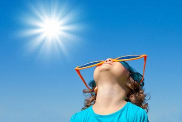 Sole: è nei primi 20 anni vita si assume l'80% delle radiazioni totali