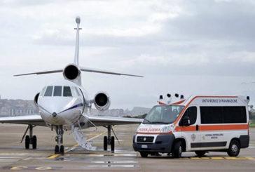 Stop a voli di Stato per trasporto di organi per trapianto