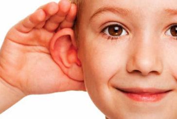 Per individuare il rischio di autismo, un test dell'udito