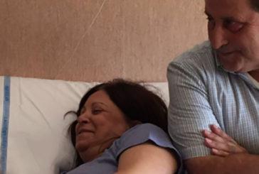Diventa madre a 62 anni, parto in clinica del Casertano