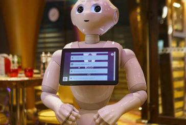 'Pepper', il robot che fa passare la paura ai bambini