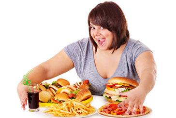 Teenager in sovrappeso perché mangiano come i bambini