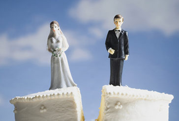 Agosto e marzo sono i mesi in cui si divorzia di più