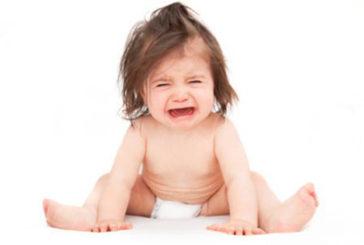 Il modo di piangere dei bambini dipende dalla lingua della mamma
