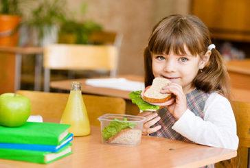 Pranzo a scuola portato da casa purchè bilanciato