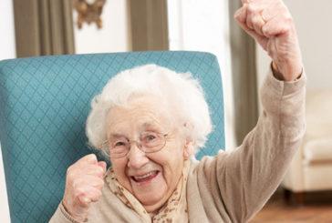 Mai gettare la spugna, rifiutare di sentirsi vecchi aiuta il cervello