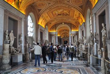 Defibrillatori e rianimatori ai Musei Vaticani