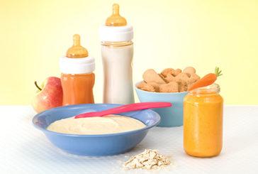 Maxi studio su baby food, 90% dei prodotti è sicuro
