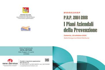 """A Catania gli Stati Generali della Sanità con il workshop """"P.R.P. 2014/2018 – I Piani Aziendali della Prevenzione"""""""