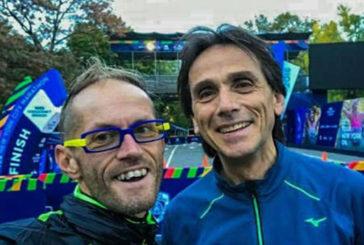 Con tumore corre maratona New York, più bel giorno della mia vita
