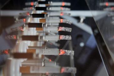 Costruito il 'fumatore elettronico' per studiare i danni del fumo