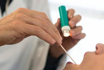 In farmacie Gb test-tampone su infezioni per buon uso antibiotici