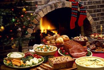Natale, menù 'salva pelle' senza torrone e dolci elaborati