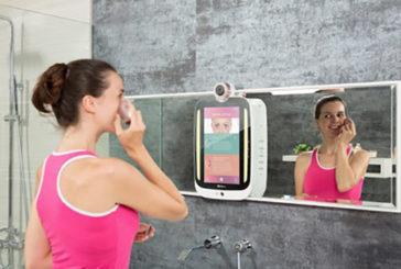 Ces 2017, con lo specchio del futuro la bellezza è hi-tech