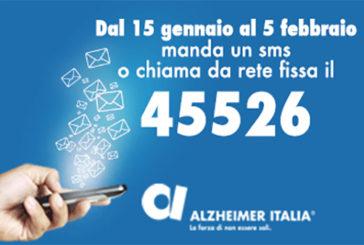 Pronto Alzheimer: un sms per sostenere linea di aiuto famiglie