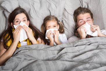 Inizia la stagione dei raffreddori, ma per i bambini pochi rimedi
