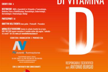 La carenza di Vitamina D