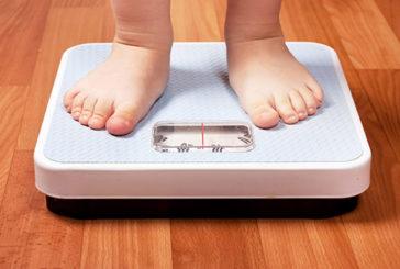 Il 60% obesità bimbi è ereditata dai genitori