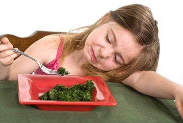 Se odi le verdure la colpa può essere della lingua troppo sensibile
