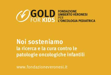 Tumori bambini: Progetto Gold for Kids Fondazione Veronesi