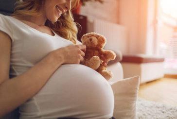 Con ninne nanne prima del parto, bebè e mamma più calmi