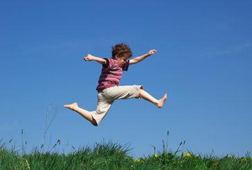 Correre e saltare per rafforzare le ossa degli uomini
