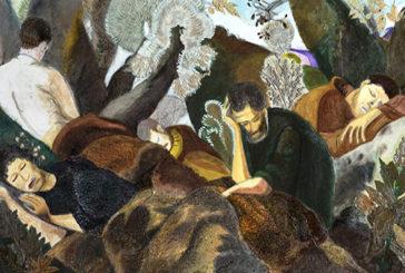 """""""L'arte risveglia l'anima"""", la mostra degli artisti autistici"""