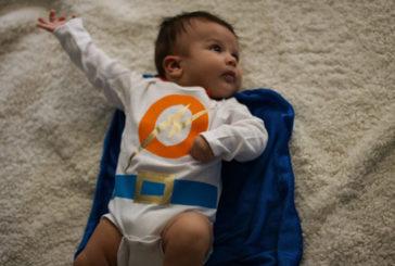 I bambini nati per amare supereroi, senso di giustizia è innato