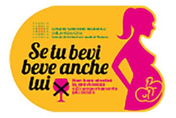 Modena, campagna informazione effetti dell'alcol sulle gestanti