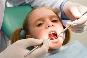 9 bimbi su 10 almeno una volta dal dentista nell'ultimo anno