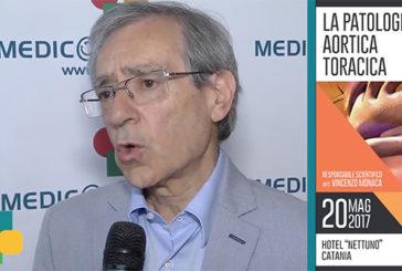 """Convegno su """"La patologia aortica toracica"""", intervista al prof. Vincenzo Monaca"""